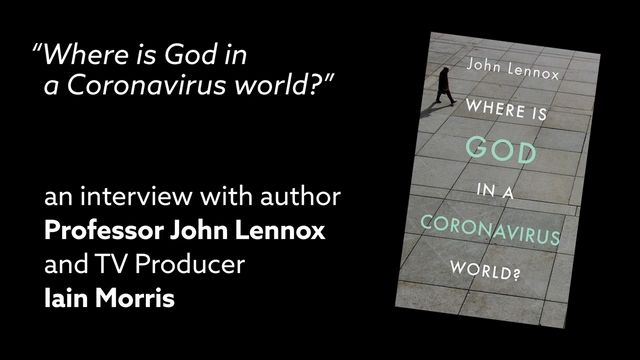 God in a Coronavirus World