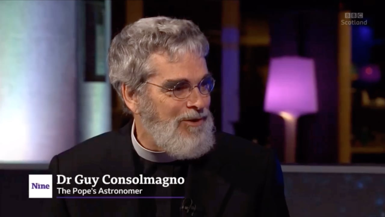 Dr Consolmagno on The Nine