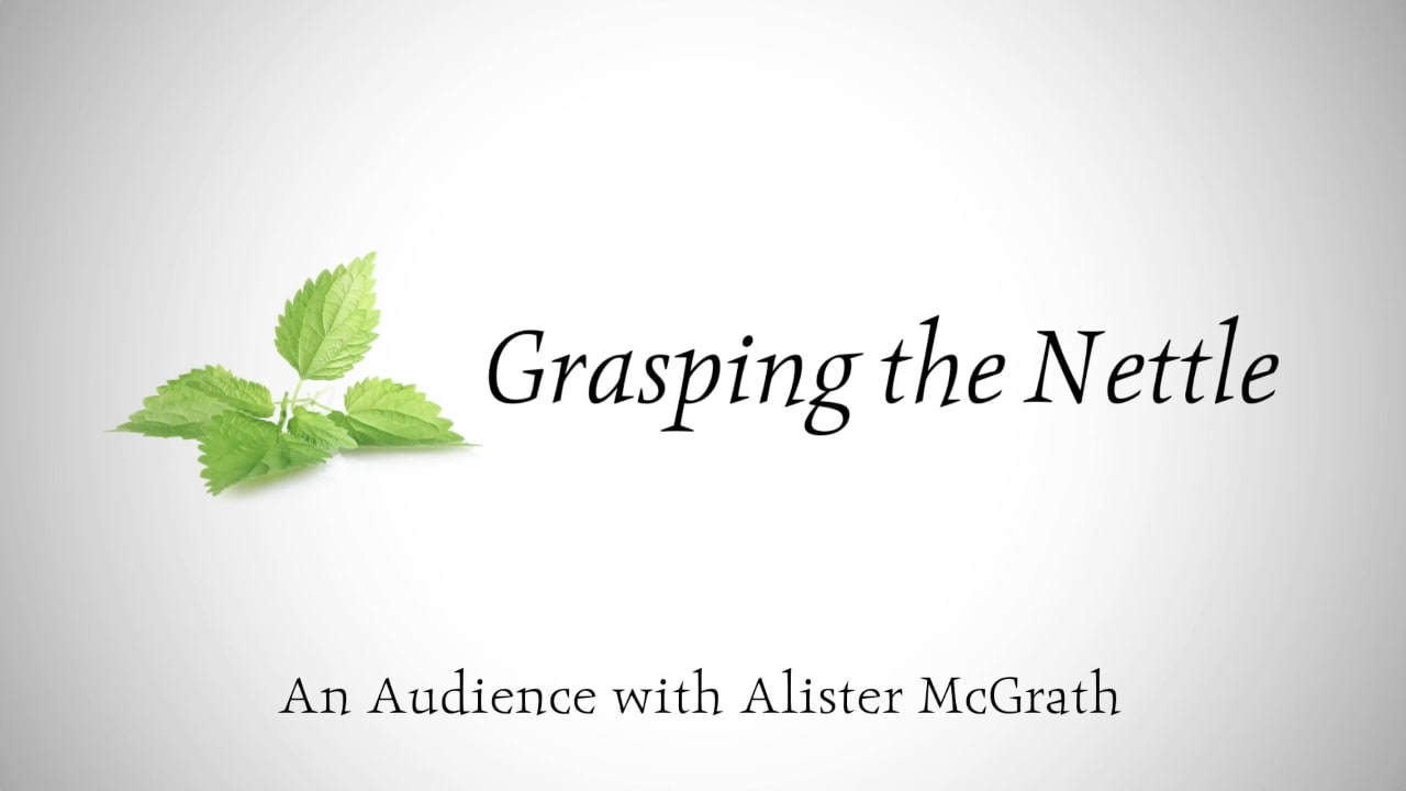An Audience With Alister McGrath